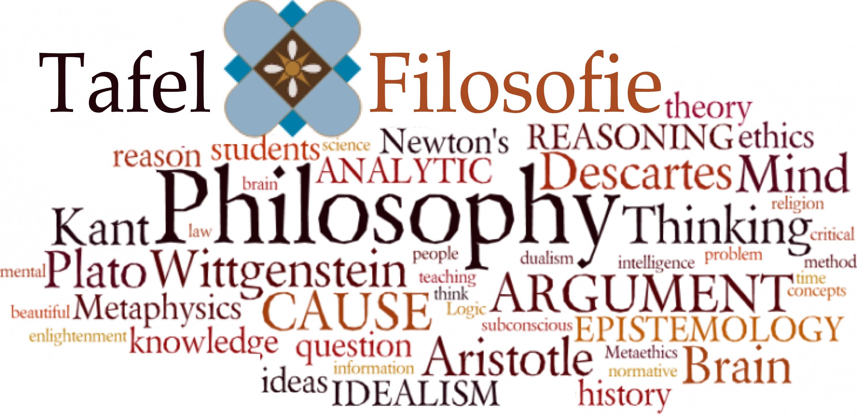 Tafel Filosofie